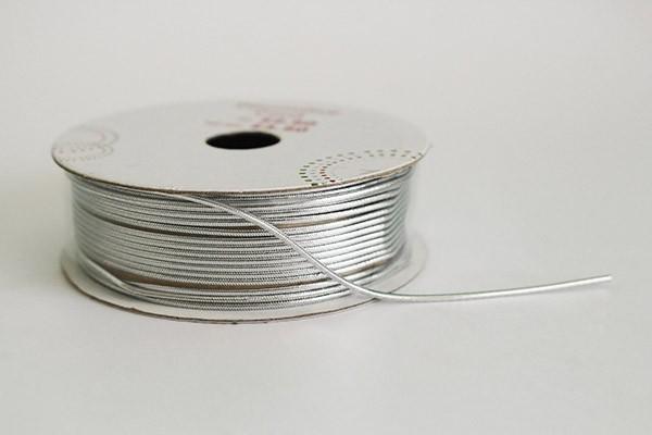 silver cord ribbon