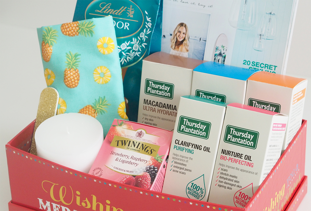Diy pamper gift pack the organised housewife solutioingenieria Gallery