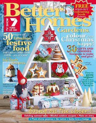 Magazine subscription gift certificate the organised - Better homes and gardens subscription ...