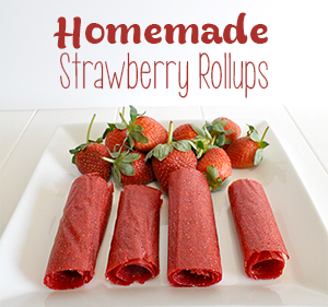 homemade strawberry rollups 300
