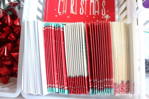 gift-wrapping-station-christmas-cards