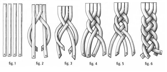 4 strand braid 2