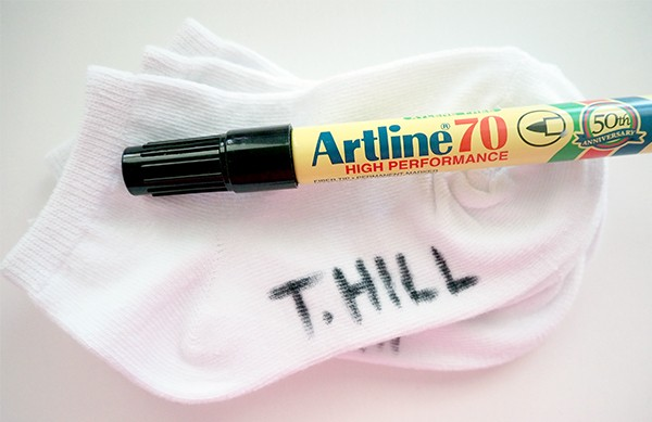 labelling-socks