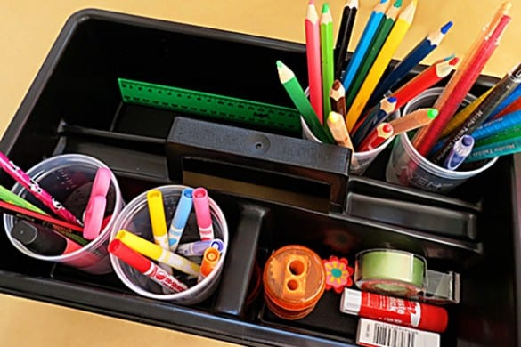DIY-Homework-Caddy-for-kids