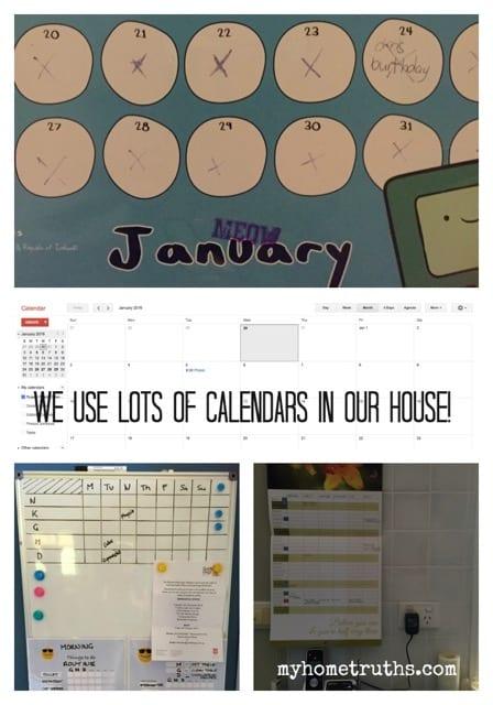 Calendar Examples