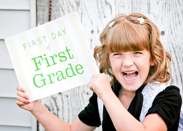 the very first day of school 1945 Let's keep in touch guide your child from daycare through 5th grade with joy and confidence plus get exclusive access to contests, giveaways and more.