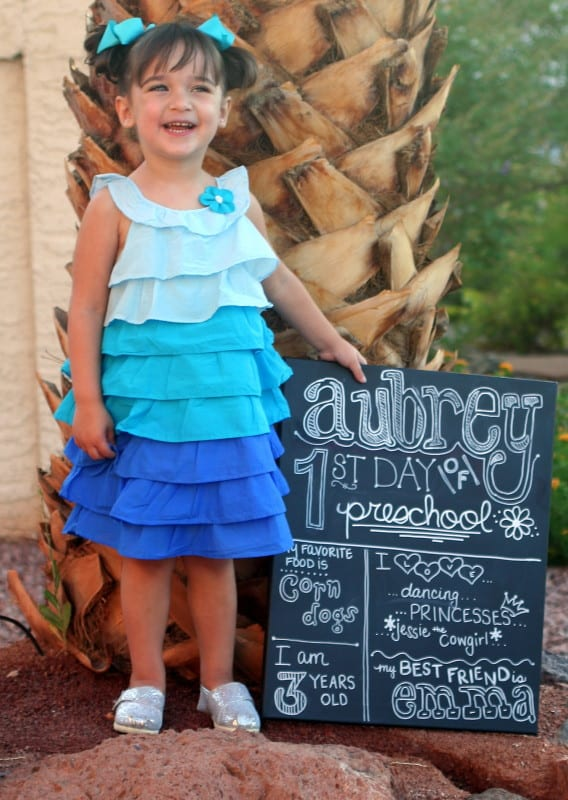 FREE First Day of School Printables 14