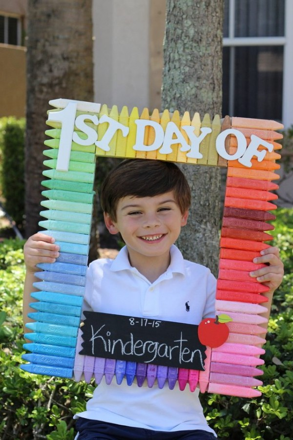 FREE First Day of School Printables 6
