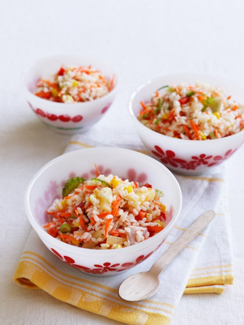 Aloha Rice Recipe