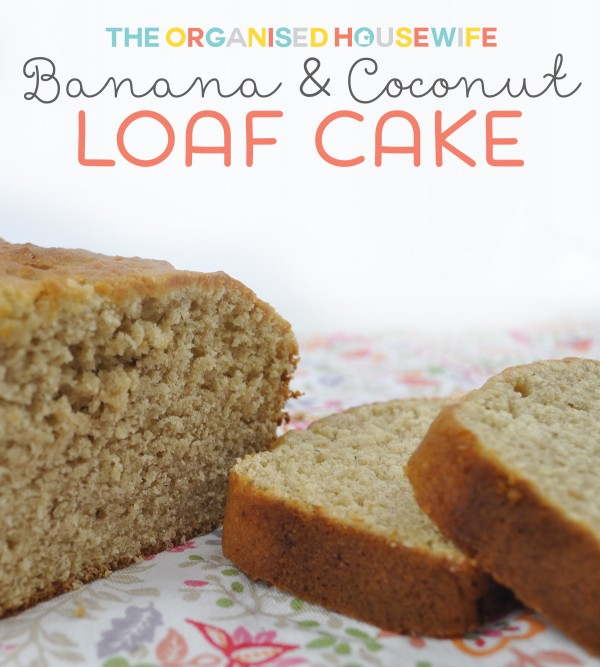 Banana-and-Coconut-Loaf-Cake