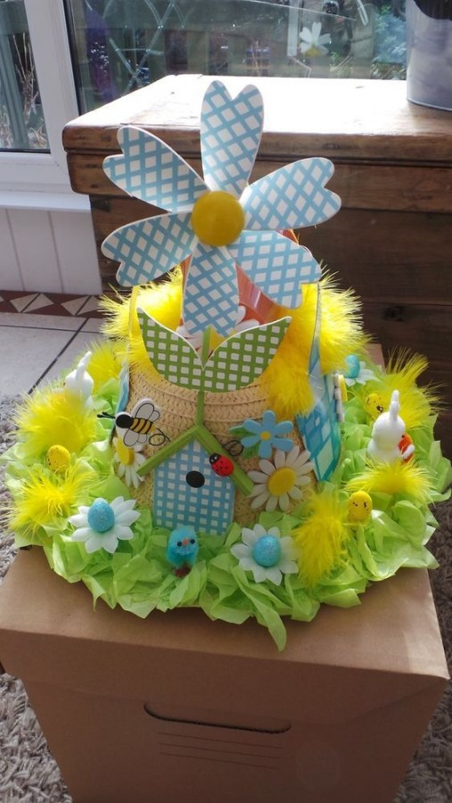 Loads of creative Easter Hats or also known as Easter Bonnets ideas to help inspire you with this years creation. Have fun!