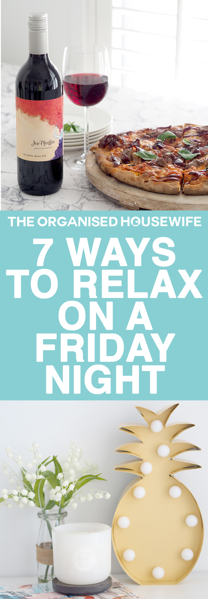This list of ways to relax on a Friday night will help you unwind after a busy week and before the craziness of the weekend begins. Getting the housework out of the way, easy dinner ideas and spending time with family, my kind of Friday afternoon!