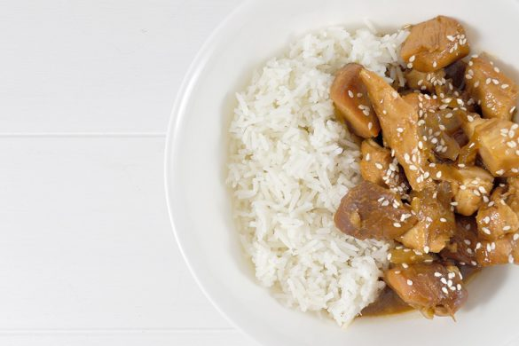 Slow-Cooker-Honey-Chicken