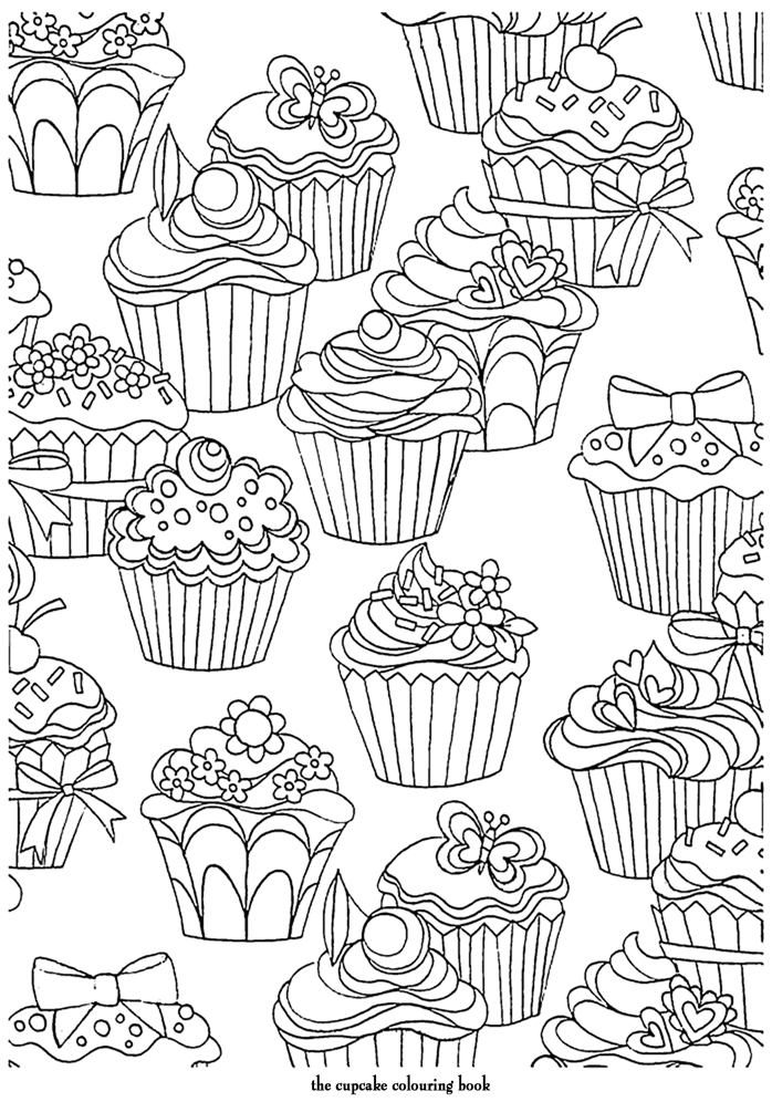 creative coloring pages for teens - photo#5