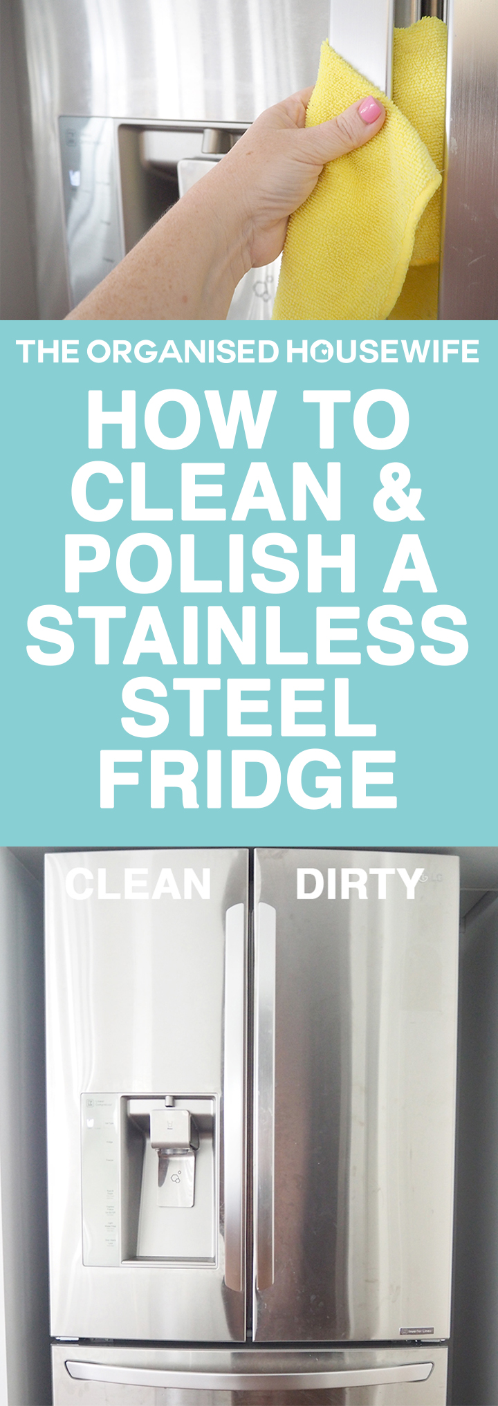 You can purchase stainless steel cleaner from the supermarket. But instead, eliminate the use of chemicals by making this very simple, inexpensive and effective homemade stainless steel cleaner using ingredients you can find in your pantry!
