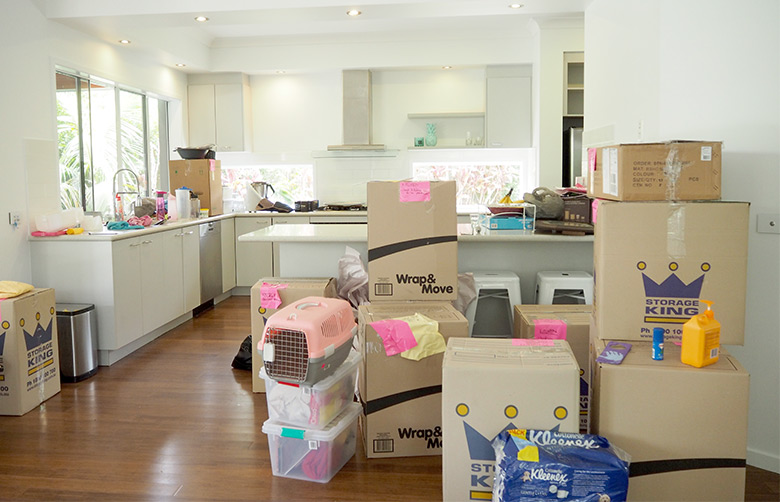 Loads of packing and moving tips to help make moving home easier, save time and frustration.