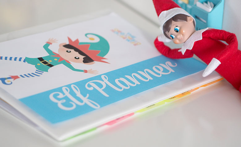 The Elf Planner is filled with 1 month of Elf on the Shelf antic ideas, pages to encourage the kids to write and draw about their elf stay, 30+ notes from Santa and Elf to be left alongside Elf each night, editable (you can add your childs name and some text) letters from Santa and Elf, a list of suggested elf names and pages to help improve and acknowledge good and bad behaviours. Because… Elf returns to the North Pole each night and let's Santa know if they are being naughty or nice!! Some pages within this planner are editable where you can add your child's and Elf name.