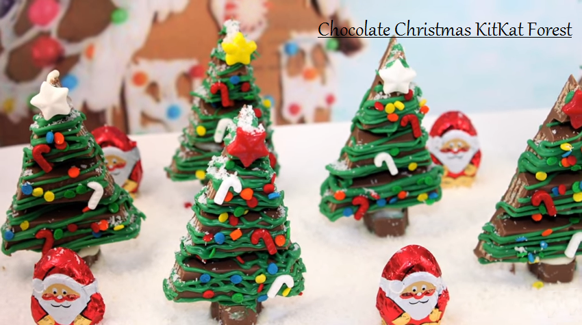chocolate-christmas-kitkat-forest