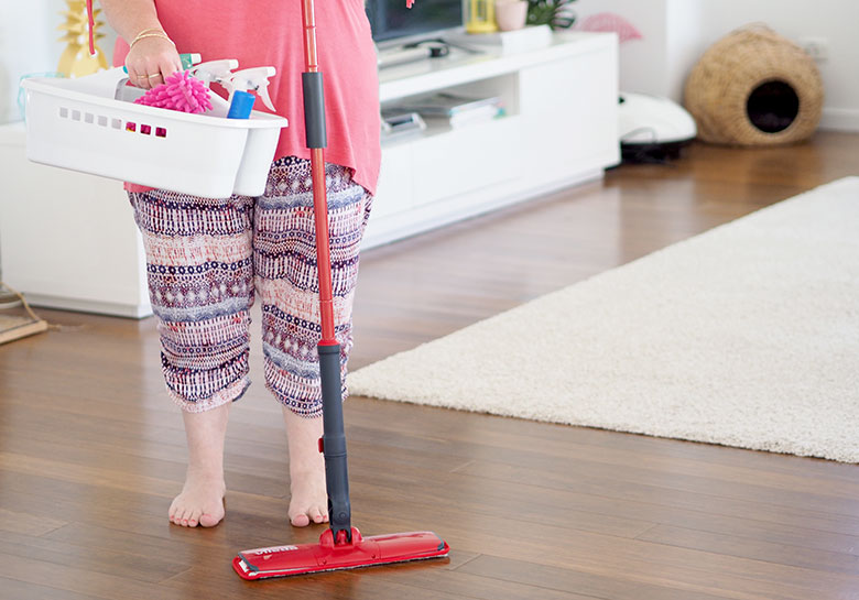 It is worth knowing that all floors are different and each has a different technique or DIY cleaning recipe.