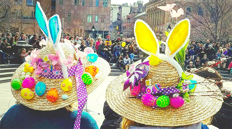 25 Easter Hat Ideas For Easter Bonnet Parades The Organised Housewife