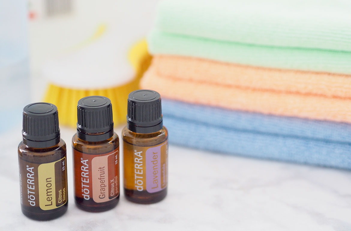 Essential Oils The Organised Housewife