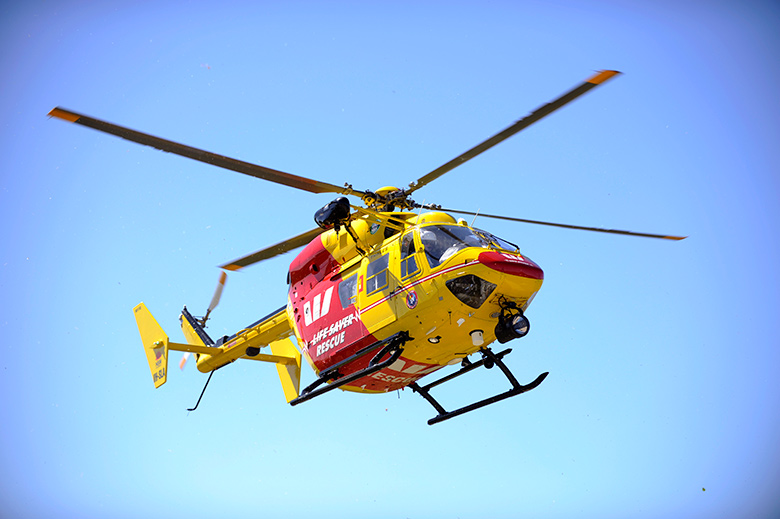The Westpac Lifesaver Rescue Helicopter Service (WLRHS) is an emergency service well known as 'the eyes in the sky', for beach surveillance, preventative actions, as well as searches and rescues. Nationally, the Westpac Lifesaver Rescue Helicopter Service operates 17 aircrafts, from 13 bases across Australia as well as a boat in the Northern Territory and Victoria. The Westpac Lifesaver Rescue Helicopter Service has flown over 80,000 missions since it began and many Australians owe their lives to the wonderful and courageous rescue operations they supply.