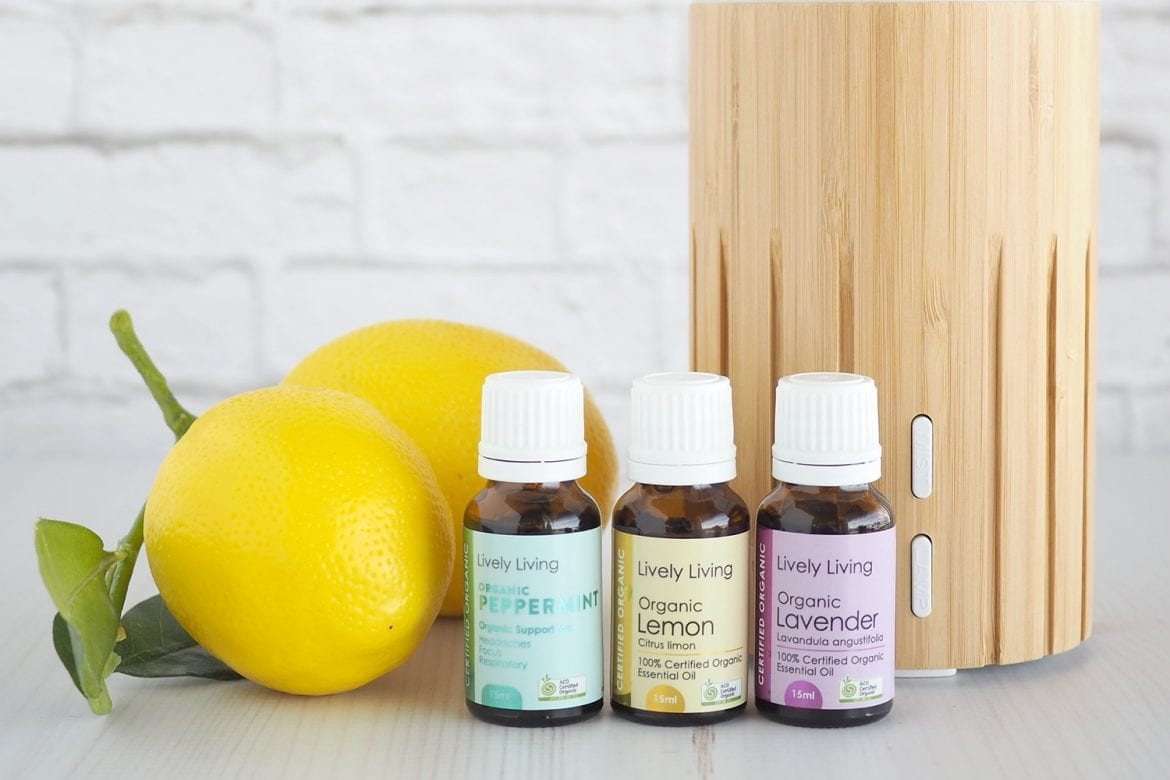 essential oils to use around the home