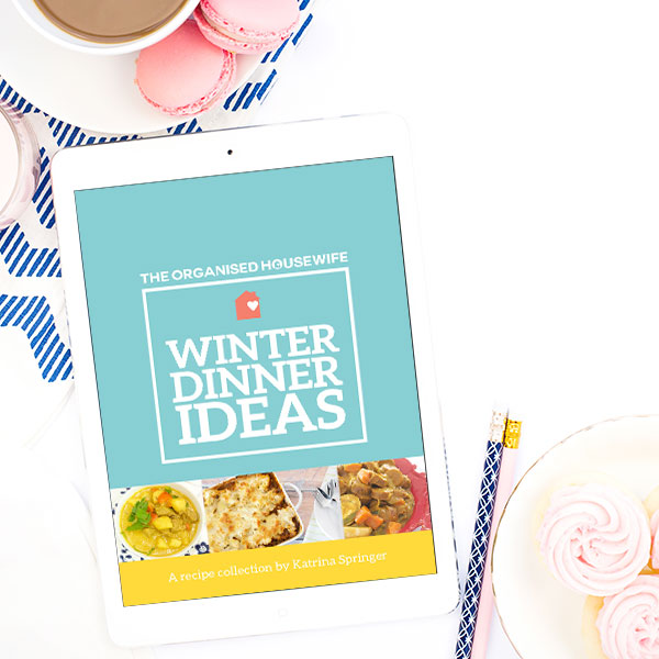 This eBook is full of winter recipe ideas that will keep you warm and nourished in the colder seasons. I have always loved sharing recipes and meals on my blog, so I thought I would try something different and put all of my favourite classic and seasonal recipes in the one place. Keep your temperature high and your tummy full with this awesome collection of winter dinner ideas.