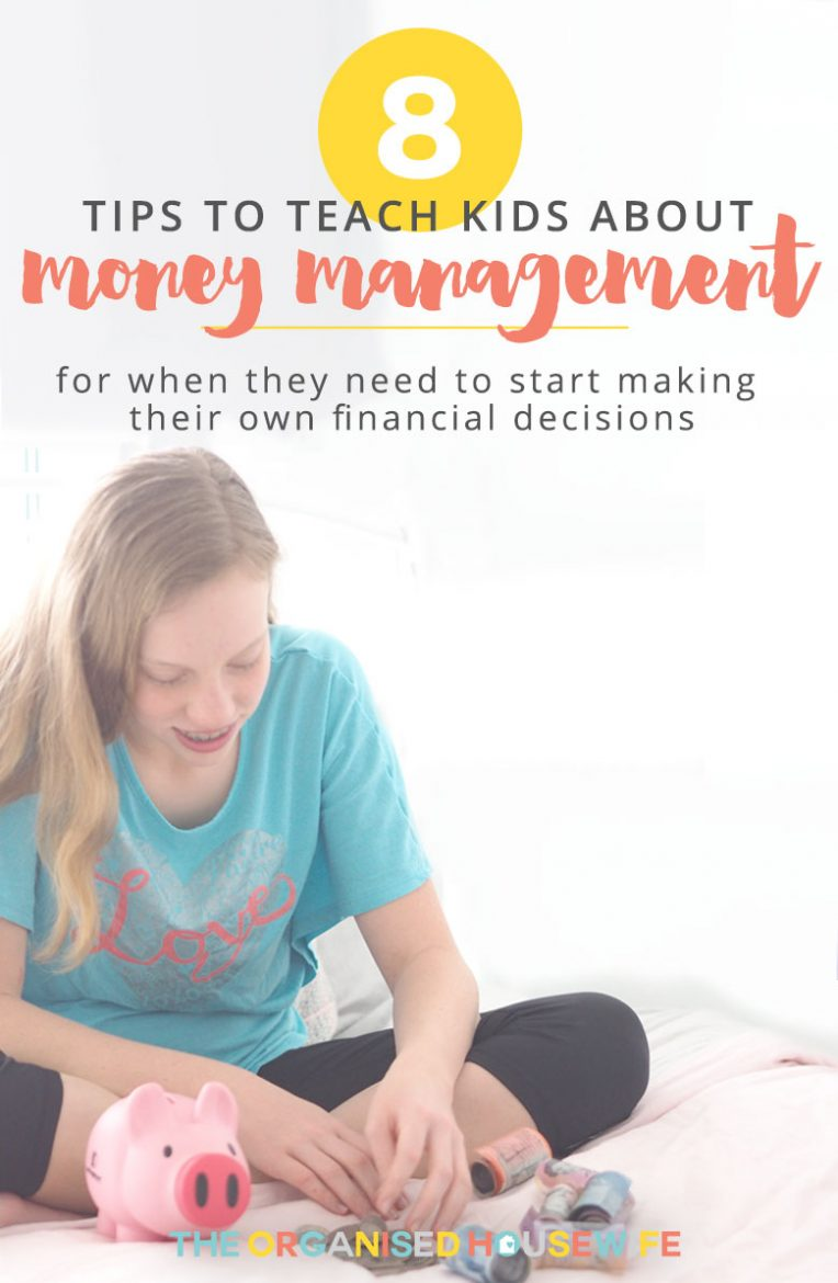 Finance may seem like a rather grown-up and mature topic, but the value of money is something we should be teaching our kids from a young age. Teaching kids about money management is a valuable life lesson that they can take through to adulthood and when they start earning an income.