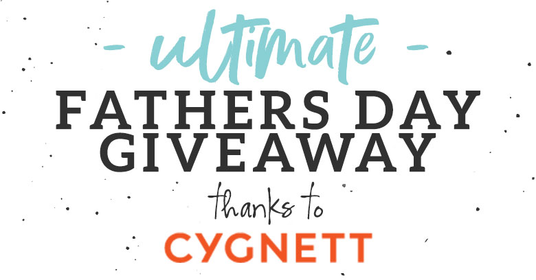 I don't know about you, but my husband loves anything technology. Keep your Dad up to date with the latest technology and give him a gift that will keep his phone charged, his iPad cosy or music playing comfortably in his ears. Here are ten tech gadgets Dad will want this Fathers Day + enter to score this awesome pack for Dad!