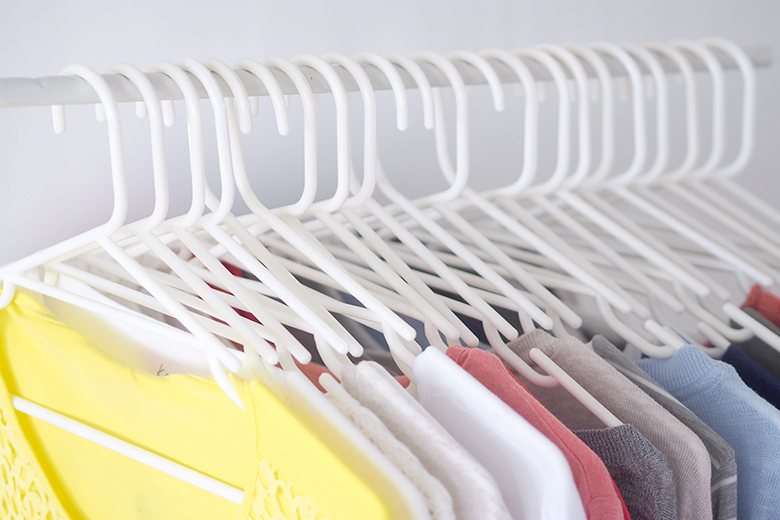 Find some tips on where to start when sorting through your wardrobe as you prepare for the change in season.