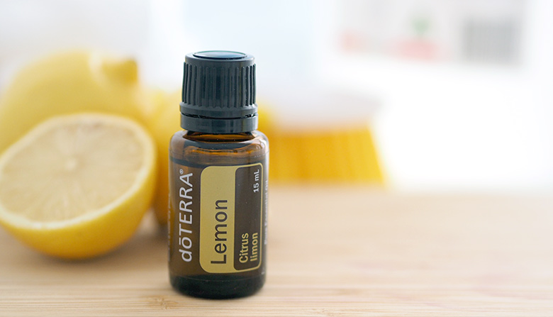 The cleansing, purifying, and invigorating properties of Lemon make it one of the most versatile oils out there, not to mention the top-selling essential oil that doTERRA offers. I find the aroma stimulating yet calming and use it regularly.