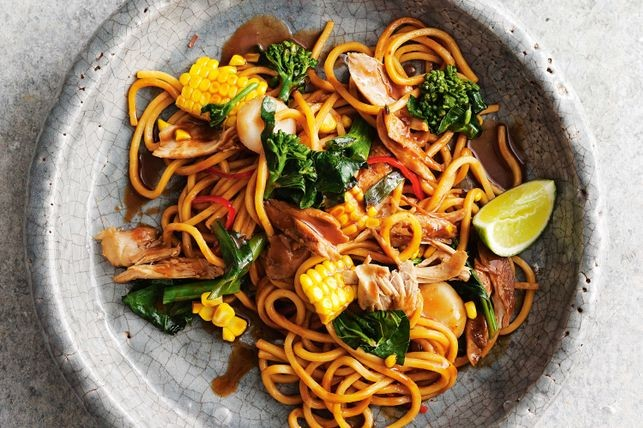Take the hassle out of the week by planning your meals ahead of time. Saves on time and money as you only purchase what you need. Here are some delicious ideas to get you started