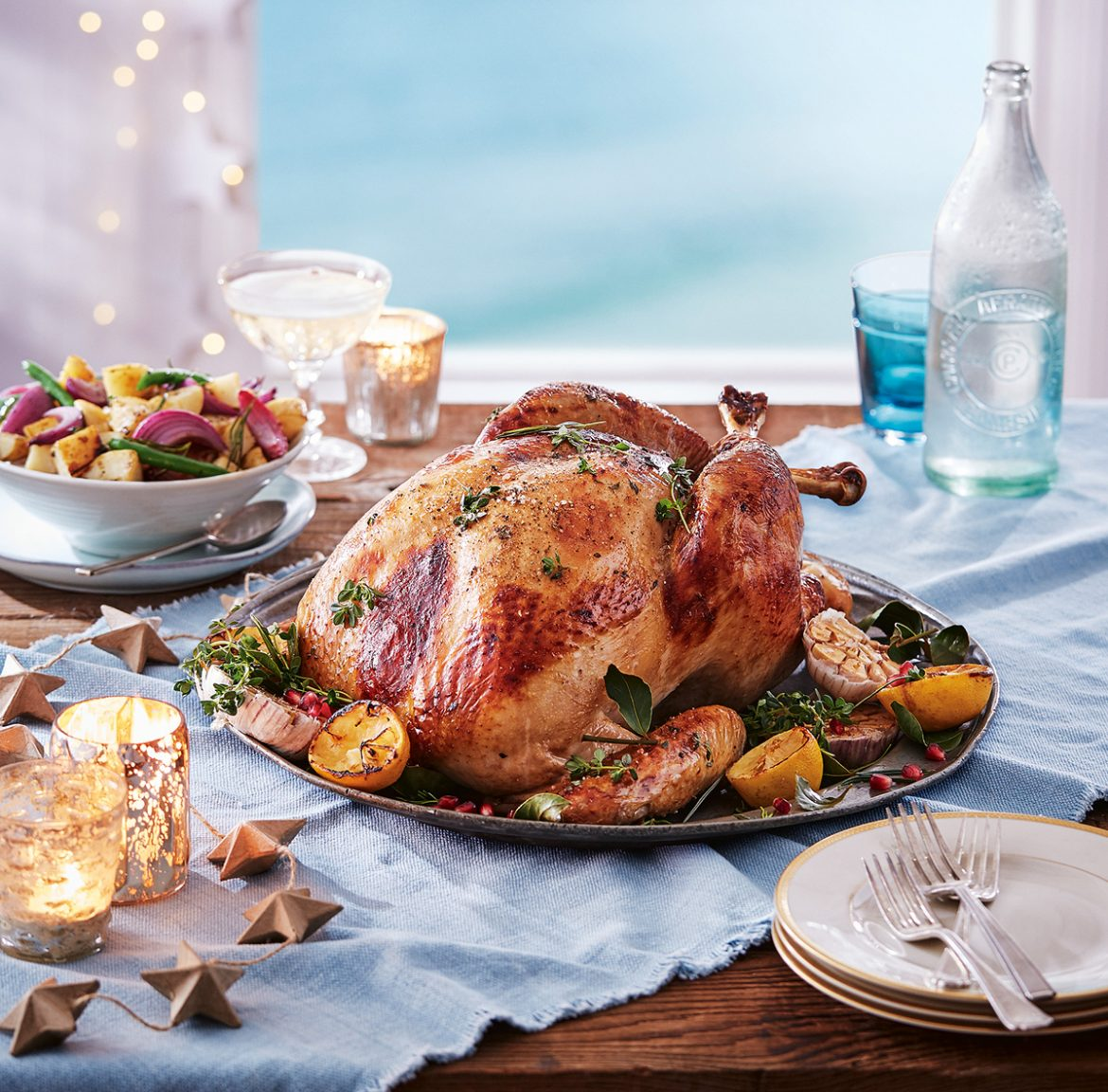 Give yourself the gift of a stress-free, merrier Christmasby planning and preparing your Christmas feast early. Put this FREE Christmas Day Feast Cheat Sheet on your fridge to guide you through December and to help you remember when the latest ALDI Australia products are available.