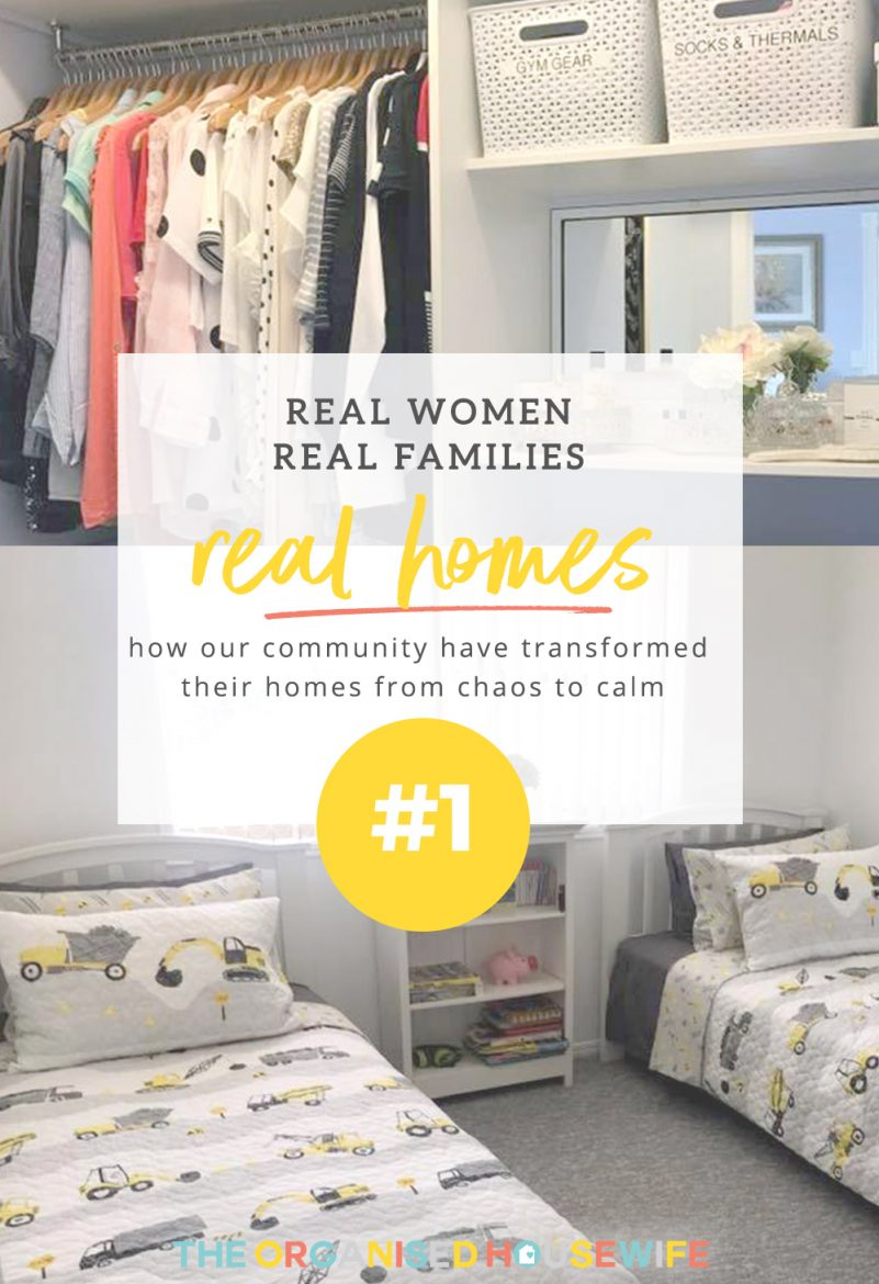 I recently contacted some ladies in our community and asked them if they could share their story of how they have transformed their homes from chaos to calm to share with you, to help you know that your not alone in your chaos and that it is possible to get some routines and systems in place to gain back control in your home.