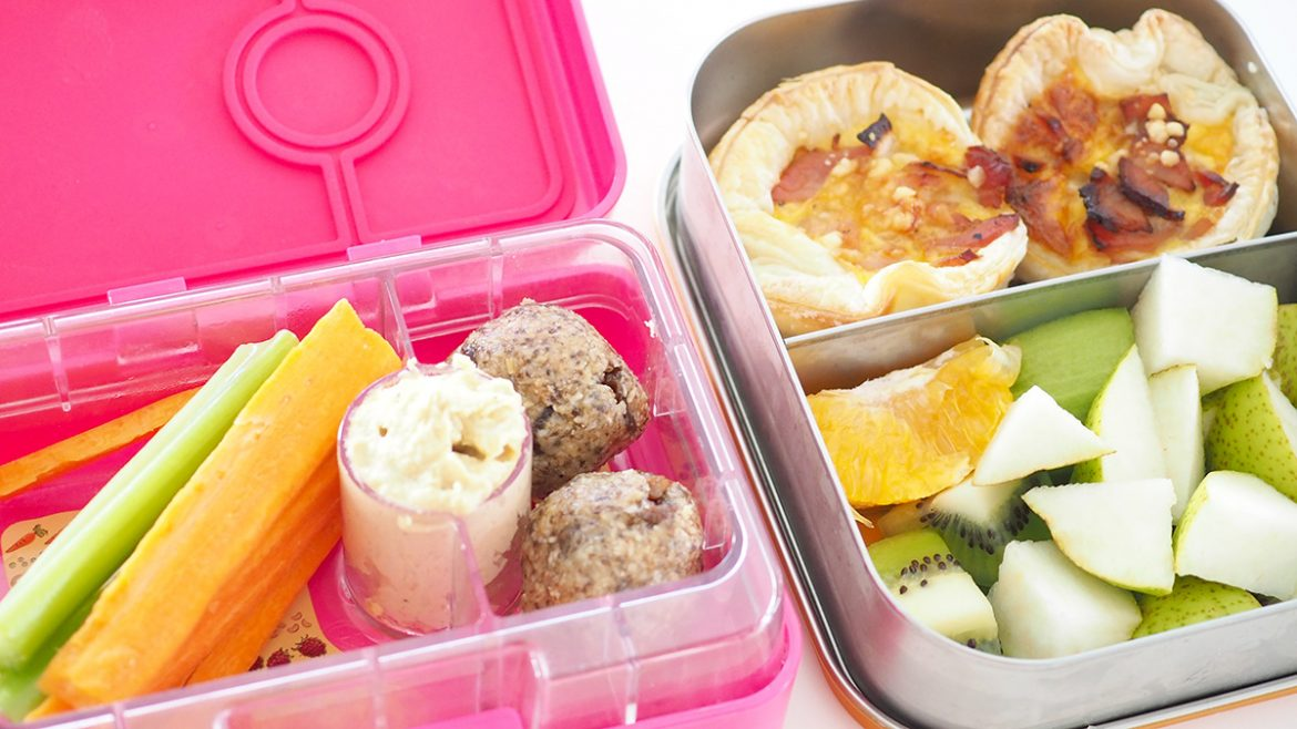 Make lunchtime exciting with these go-to lunch items ideal for the kids lunchboxes.