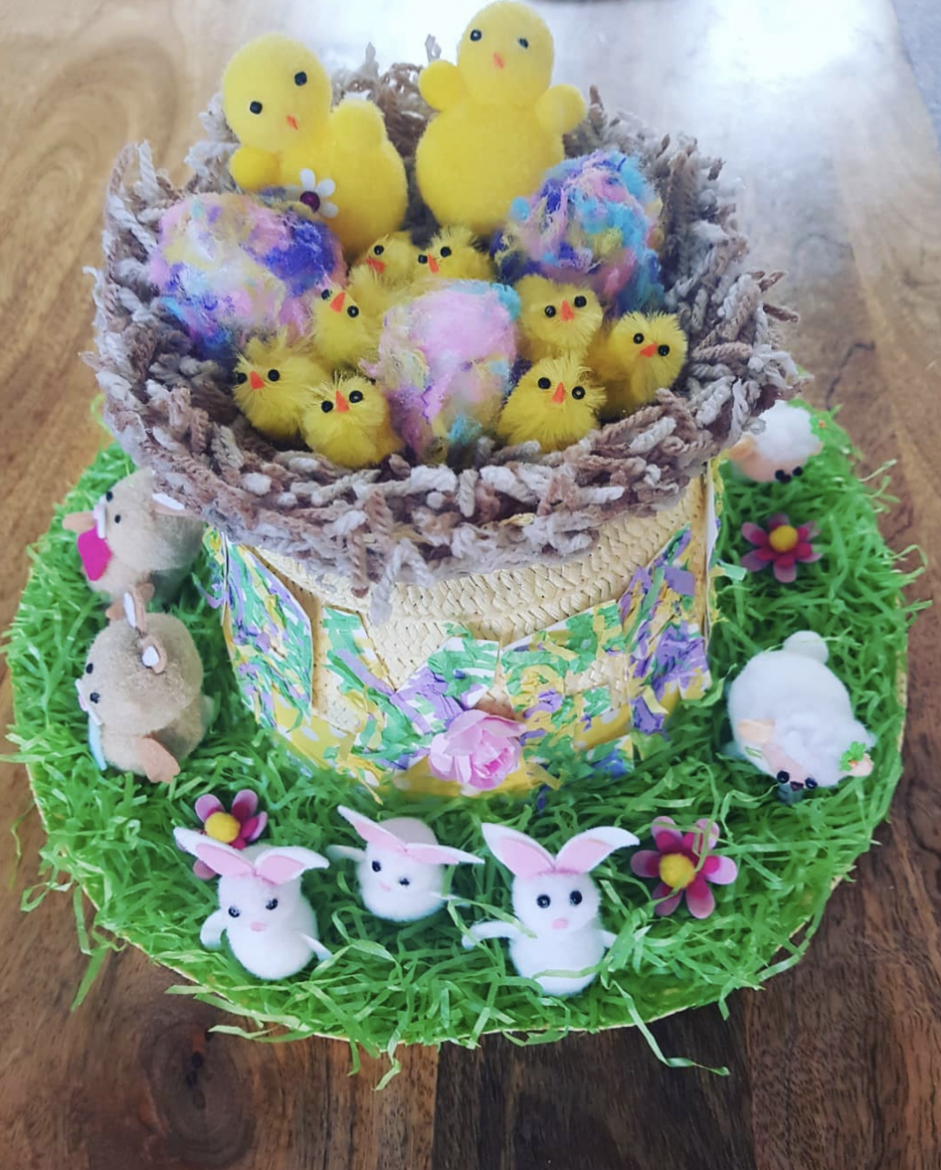 It's that time of year that parents of primary kids start planning some ideas to make a fun and creative Easter Hat to present at schools Easter bonnet parade.