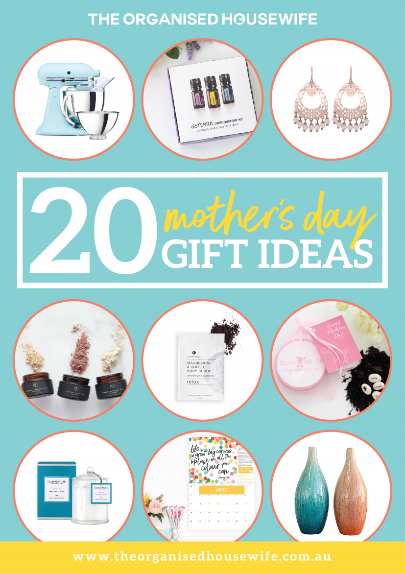 Mother's day is all about expressing genuine gratitude to your mum or other motherly figures in your life, which can be done through breakfast in bed, morning tea together or a gift. I have put together a 2018 Mother's Day Gift Guide to give you a helping hand.