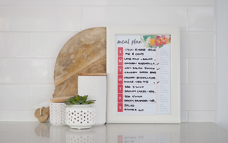 Stylish Kitchen Decor Ideas The Organised Housewife