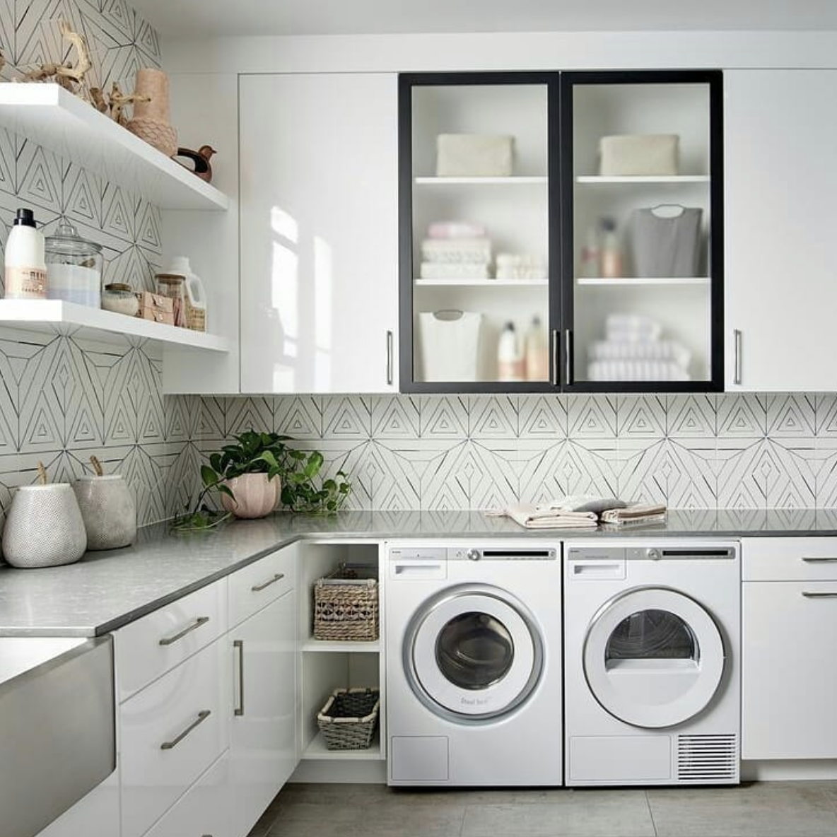 Hartland Kitchen And Laundry Room Remodel: 5 Organised Laundry Designs To Inspire You