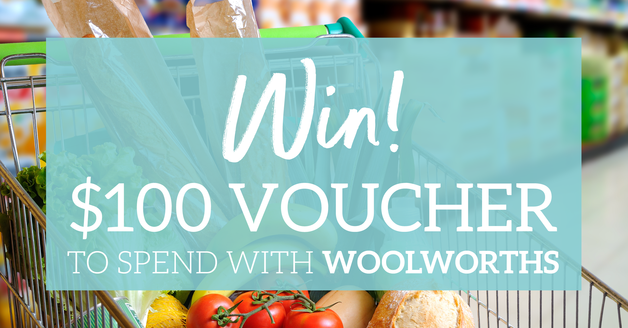 Healthy easy winter snack meal ideas the organised housewife win a 100 woolworths gift card this giveaway is now closed negle Image collections
