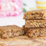 Thermomix Coconut Date Bars