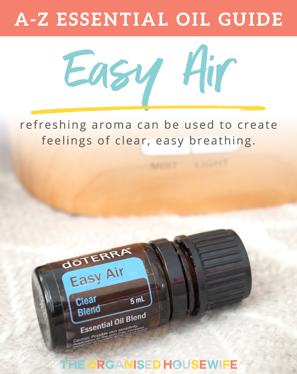Easy Air Essential Oil Blend Benefits And Remedies The
