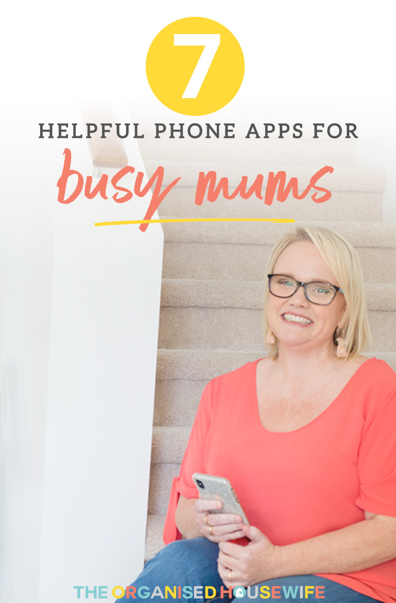 Here are my top 7 best phone apps for busy mums, I hope they can help you out too!