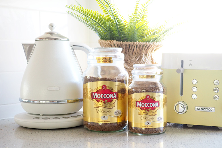 Leave Your Review Moccona Has Changed We Aren T Going Crazy The Organised Housewife