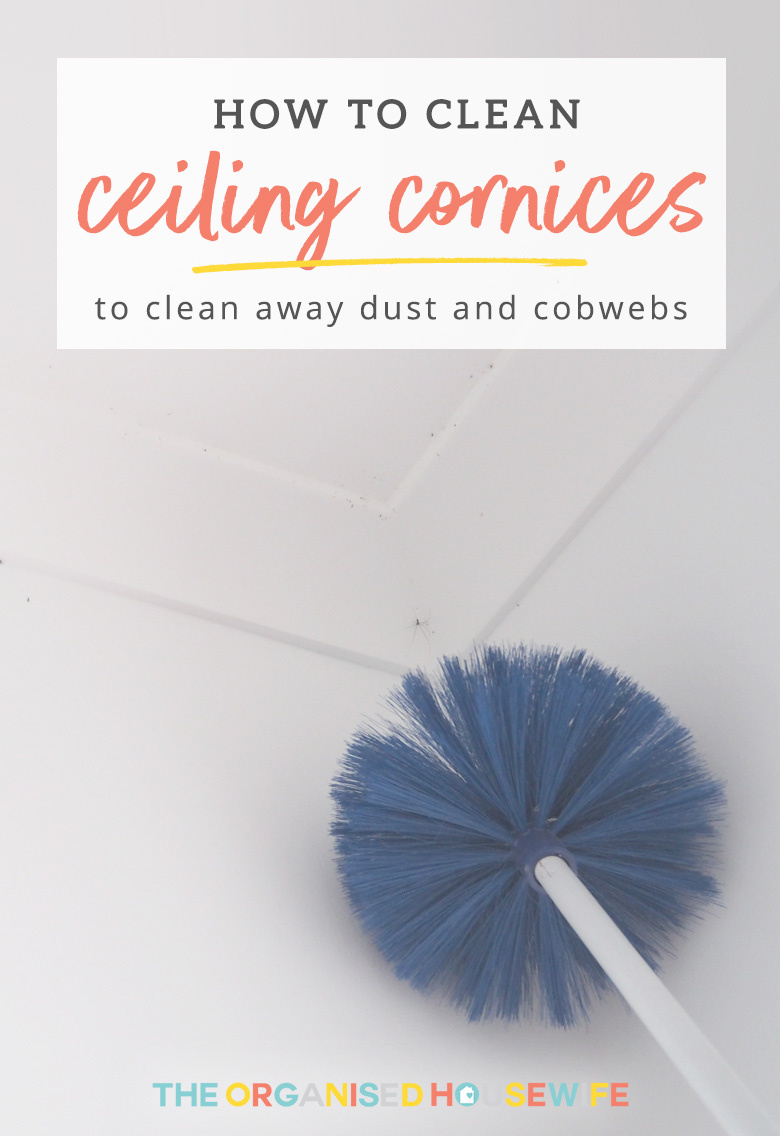 how to get rid of cobwebs