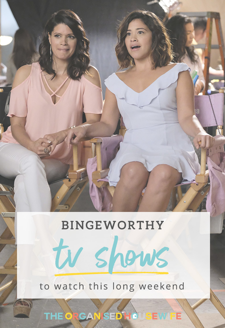 Next week is a long weekend here in QLD. If you've got nothing on, why not relax at home and catch up on TV! Here are a few tv shows to binge watch as recommended by the community!