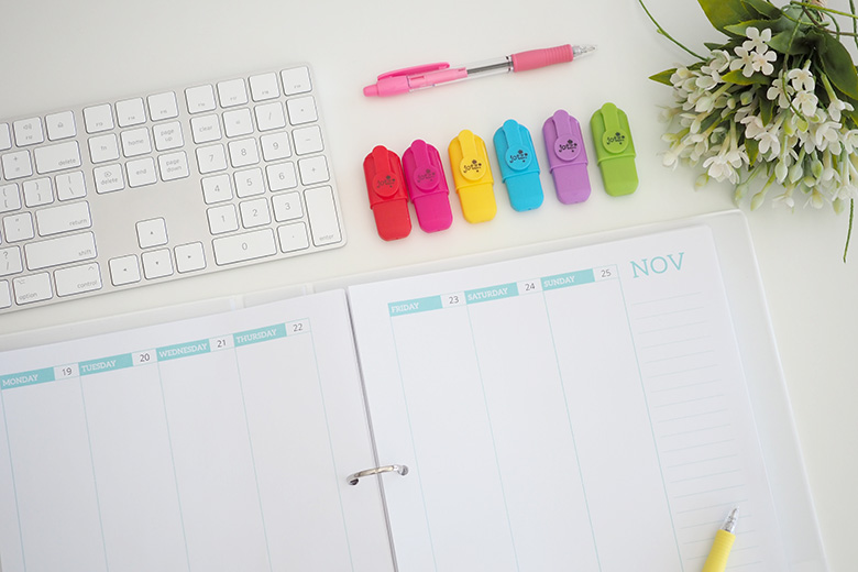 Looking for something to help you plan and manage your time? My 2019 Weekly Planner will help you to keep your schedule and weekly to-do lists organised.