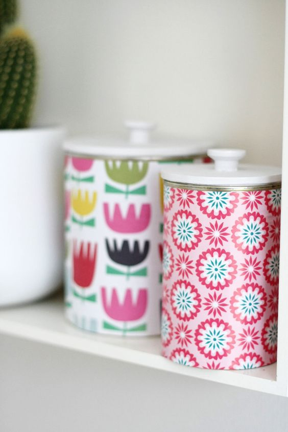 It seems such a waste to put the cans in the recycling bin, so why not up-cycle them to create something wonderful? Here I've shared some creative uses for tin cans, including some great projects for the kids.