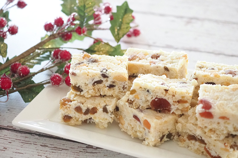 White Christmas recipe